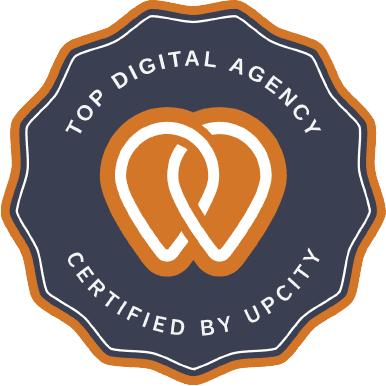 Top Digital Agency As Listed on UpCity